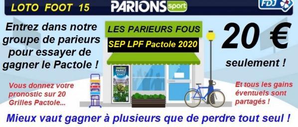 Affiche sep lpf pactole 2020
