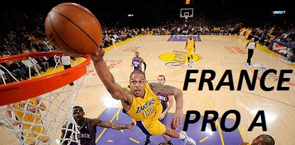 Basketball france pro a
