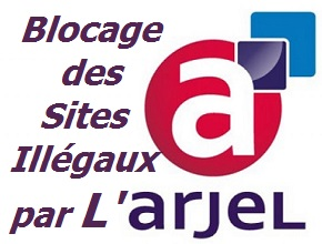 Blocage sites illegaux