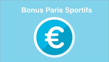 Bonus paris sportifs