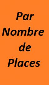 Classement nombre de places