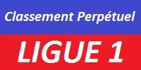 Classement perpetuel ligue 1