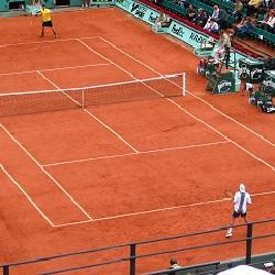 Clay courts of roland garros1