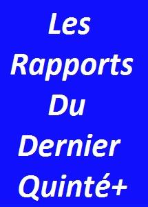 Derniers rapports