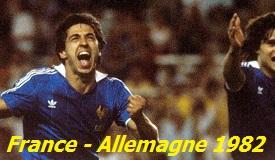 France allemagne 1982