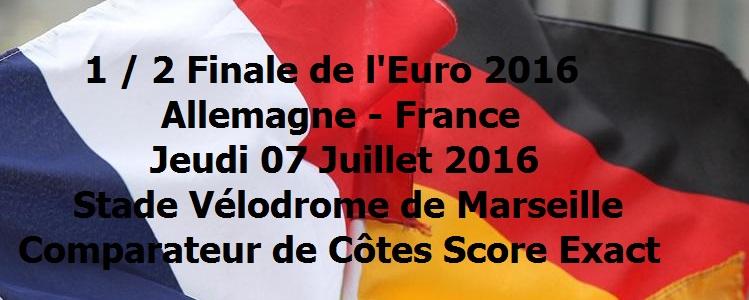 France allemagne image a la une