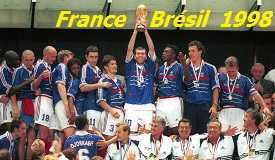 France bresil 1998
