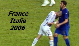 France italie 2006