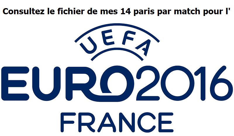 Mes paris euro 2016