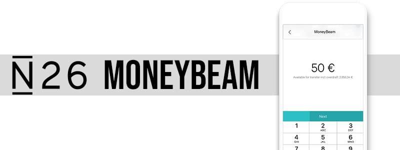 N26 moneybeam