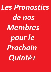 Pronos membres