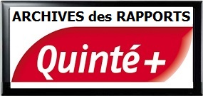 Rapports quinte archives