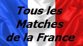 Tous les matches