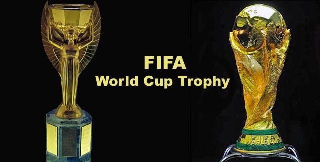 Trophee coupe du monde